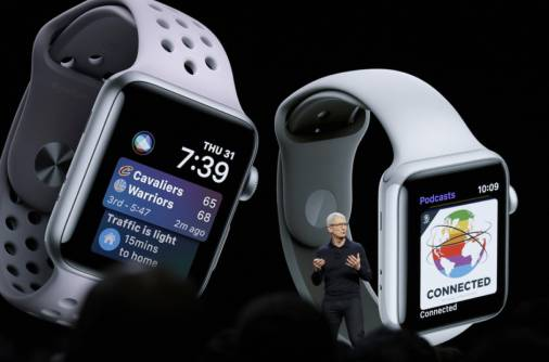 Video: New Apple Watch, same as the old watch?