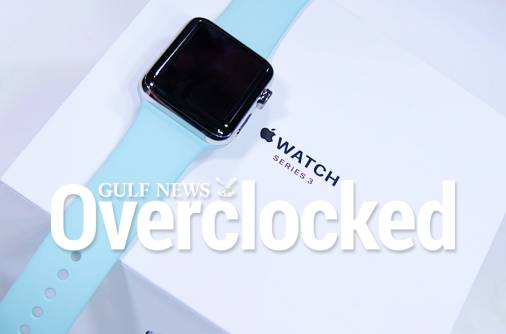 Overclocked: Apple Watch Series 3 with cellular