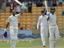 Afghans put brakes on India in final session