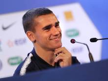 Griezmann says: I'm staying at Atletico