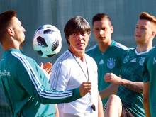 Retaining title most difficult feat, Loew says