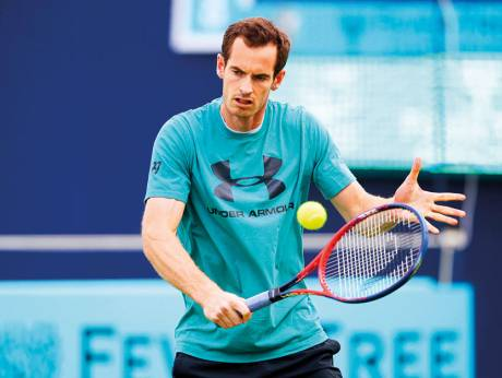 Murray, Djokovic on road to redemption at Queen's