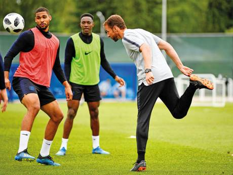 Fowler welcomes Southgate's lax approach with England