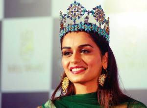 Miss World Manushi knows she's a good actor