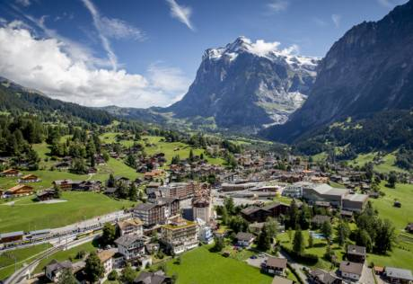 Travel: Escape the summer heat in Grindelwald