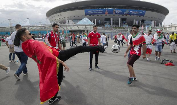 Russia beyond the world cup photo gallery