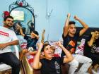 UAE students tackle exams when World Cup is on