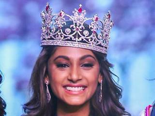 Look: Anukreethy Vas is the new Miss India