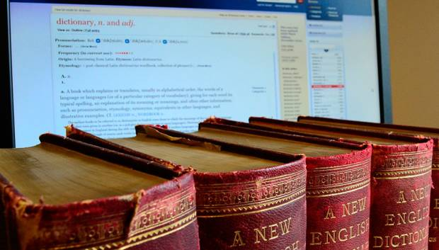 Spoiler alert! Oxford dictionary gets an update