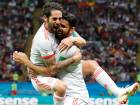 Iran make Spain sweat for World Cup win