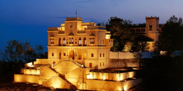 Travel: How to live like a maharaja in India