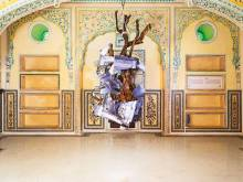 Rajasthan's royal heritage gets arty