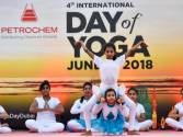 UAE's 4th International Yoga Day celebration