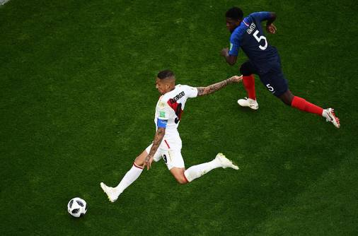 France get the job done - just