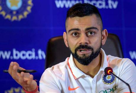 Kohli: India placed for success in England
