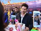 Bollywood actor Varun Dhawan arrives for the IIFA Rocks.
