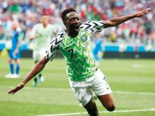 Super Eagles have a long way to go, says Ezeugo