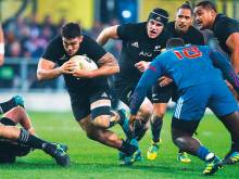 Ioane tries power All Blacks to series sweep