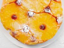 Cooking with Mark: Upside down pineapple cake