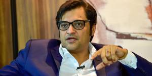 Watch: Arnab Goswami rare exclusive interview