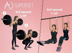 Workouts for women by women