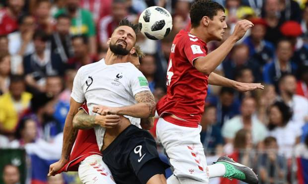 Pictures: France, Denmark draw 0-0
