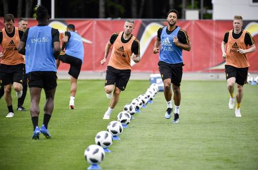 England-Belgium tussle anything but unimportant
