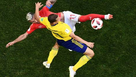 Pictures: Sweden vs Switzerland