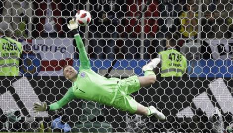 FIFA: England knock Colombia out of World Cup