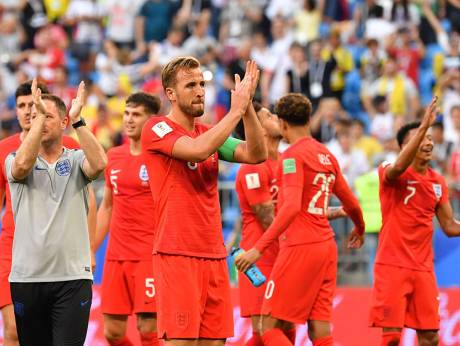 We're buzzing, Kane says as England make semis