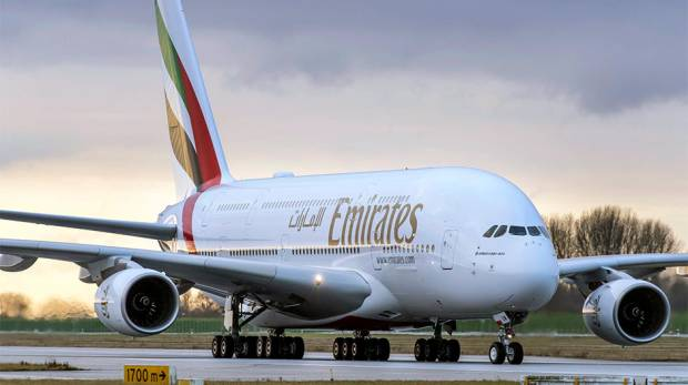 A one-off Airbus A380 service to Islamabad