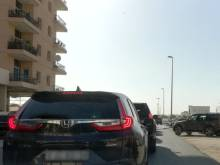 Traffic congestion in Al Warqa can be solved