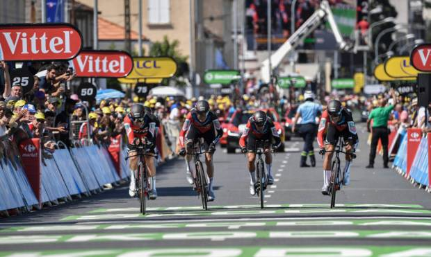 Route highlights of the Tour de France 2018