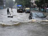 Pictures: Rains batter Mumbai for fourth day