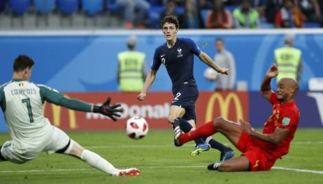 FIFA World Cup 2018-France returns to the final