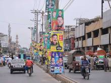 The key players in Pakistan elections