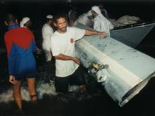 July 13, 1998: Cargo plane crashes off RAK