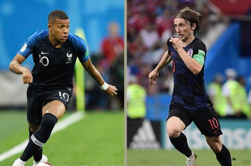 Step forward Modric, Mbappe. This is your time