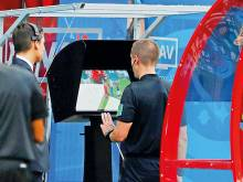 VAR cleaning up football, say Fifa