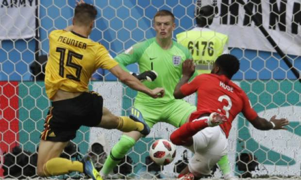 Belgium beat England to secure 3rd place