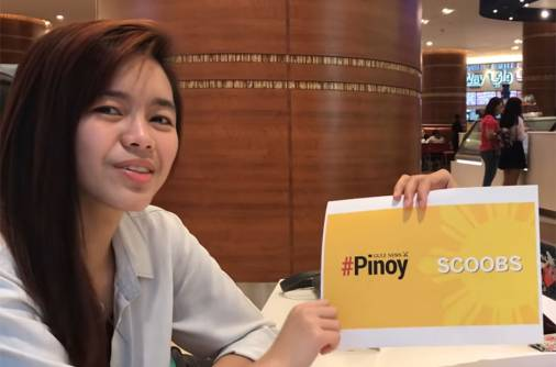 Are Filipino expats cool enough for slang?