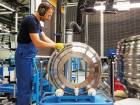 Aircraft engines plant of French aerospace supplier Safran. CFM International, a GE-Safran venture is set to deliver more than 2,100 units this year, the highest output in its history.