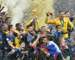 France win World Cup after defeating Croatia