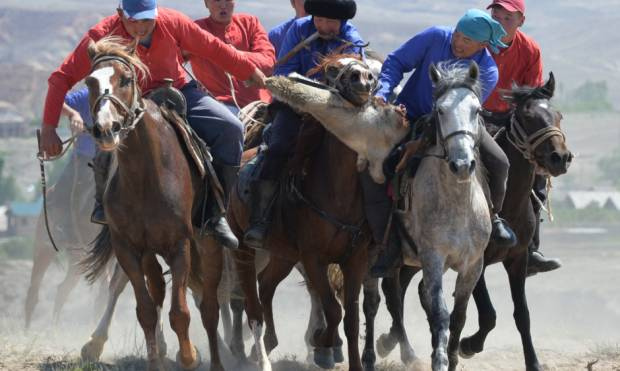 Ethno Fest in Kyrgyz village photo preview