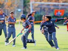 UAE women's team need to pick up pieces