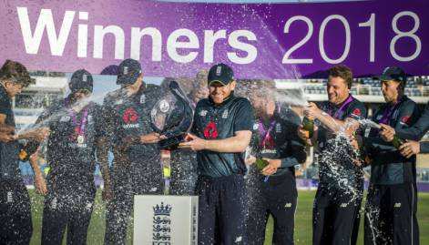 England decimate India to claim series