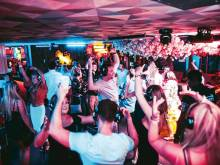 Dance the night away at this Silent Disco