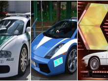 7 most amazing police cars around the world
