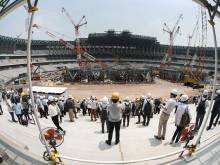 Tokyo worried about heatwave during Olympics