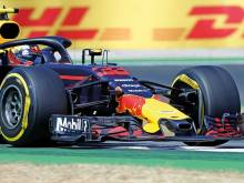 Verstappen sets pulses racing in Germany